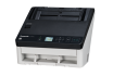 One-touch, multi-size, multi-document scanning