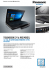 TOUGHBOOK 54 Full HD Spec Sheet / English