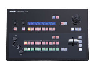 AV-HLC100 The Live Production Center Streaming Switcher