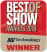Best of Show Award 2018 ISE